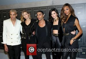 Kendall Jenner, Gigi Hadid and Jourdan Dunn