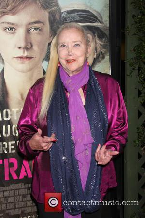 Sally Kirkland - Premiere of Focus Features' 'Suffragette' - Arrivals at Samuel Goldwyn Theater at AMPAS - Beverly Hills, California,...