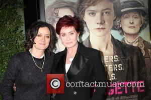 Sara Gilbert and Shaorn Osbourne