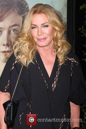 Shannon Tweed Simmons - Premiere of Focus Features' 'Suffragette' - Arrivals at Samuel Goldwyn Theater at AMPAS - Beverly Hills,...