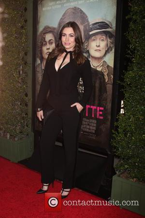 Sophie Simmons - Premiere of Focus Features' 'Suffragette' - Arrivals at Samuel Goldwyn Theater at AMPAS - Beverly Hills, California,...