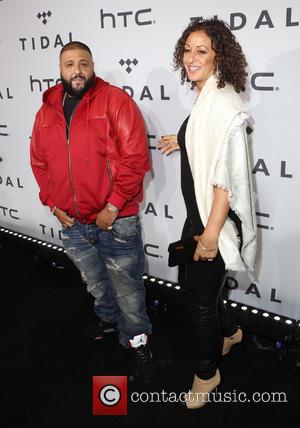 Dj Khaled To Be A First Time Father - Report
