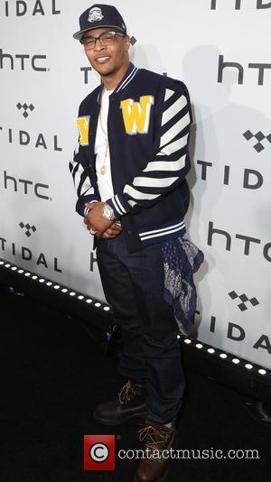 T.I. - 1020 Amplified by HTC at Barclays Center of Brooklyn at Brooklyn - New York, New York, United States...