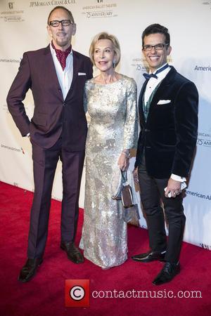 American Ballet Theatre, Richard Kielar, Anka Palitz and Christian Zimmermann