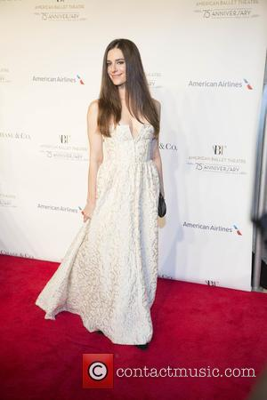 Ariana Rockefeller - American Ballet Theatre's 75th Anniversary Fall Gala at David H. Koch Theater 20 Lincoln Center Plaza -...