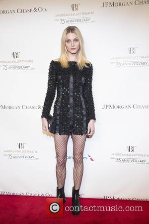 Jessica Stam - American Ballet Theatre's 75th Anniversary Fall Gala at David H. Koch Theater 20 Lincoln Center Plaza -...