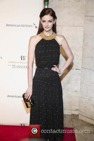 Lydia Hearst - American Ballet Theatre's 75th Anniversary Fall Gala at David H. Koch Theater 20 Lincoln Center Plaza -...