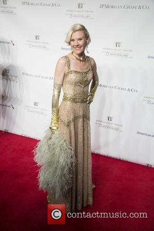 Bettina Bennett - American Ballet Theatre's 75th Anniversary Fall Gala at David H. Koch Theater 20 Lincoln Center Plaza -...