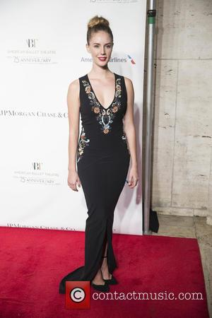 Scout Forsythe - American Ballet Theatre's 75th Anniversary Fall Gala at David H. Koch Theater 20 Lincoln Center Plaza -...