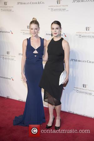 Stefanie Williams , Lauren Post - American Ballet Theatre's 75th Anniversary Fall Gala at David H. Koch Theater 20 Lincoln...