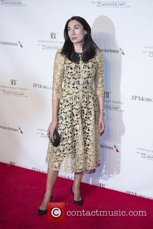 Ang Doung - American Ballet Theatre's 75th Anniversary Fall Gala at David H. Koch Theater 20 Lincoln Center Plaza -...