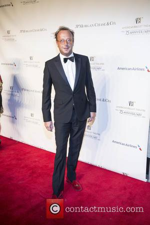 Enrico Brunie - American Ballet Theatre's 75th Anniversary Fall Gala at David H. Koch Theater 20 Lincoln Center Plaza -...