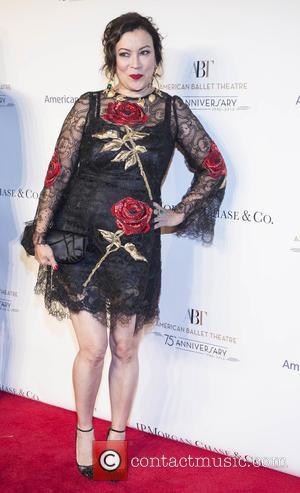 Jennifer Tilly - American Ballet Theatre's 75th Anniversary Fall Gala at David H. Koch Theater 20 Lincoln Center Plaza -...