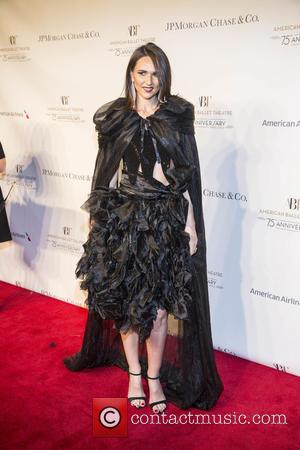Radmila Lolly - American Ballet Theatre's 75th Anniversary Fall Gala at David H. Koch Theater 20 Lincoln Center Plaza -...