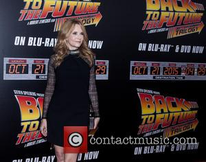 Lea Thompson - Back to the Future reunion in celebration of 30th anniversary trilogy at AMC Loews Lincoln Square -...