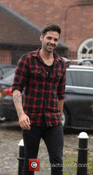 Ben Haenow - Ben Haenow arrives at Key 103 radio station Manchester as part of a radio Promotional tour. -...