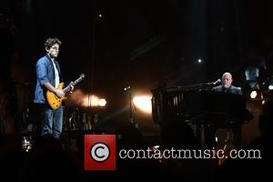 John Mayer and Billy Joel