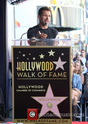 Zack Snyder - Batman creator Bob Kane posthumously receive the star on the Hollywood Walk of Fame at Hollywood Walk...
