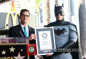 Batman , Guest - Batman creator Bob Kane posthumously receive the star on the Hollywood Walk of Fame at Hollywood...