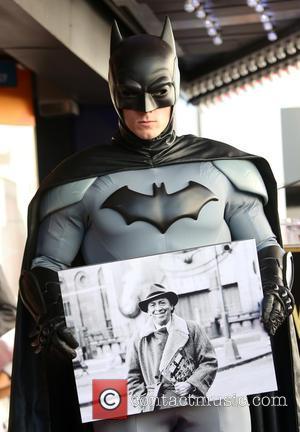 Batman - Batman creator Bob Kane posthumously receive the star on the Hollywood Walk of Fame at Hollywood Walk of...