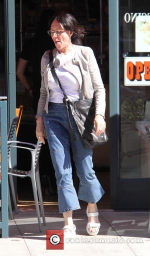 Katey Sagal - A dressed down and makeup free Katey Sagal out shopping in Beverly Hills at beverly hills -...