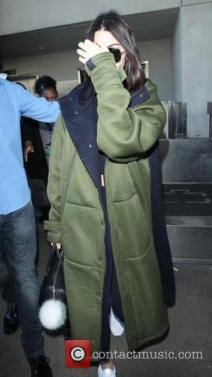 kendall kylie - Kendall and Kylie Jenner at Los Angeles International Airport (LAX) - Los Angeles, California, United States -...