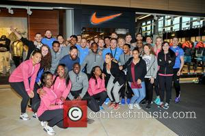 Atmosphere and Nike Staff