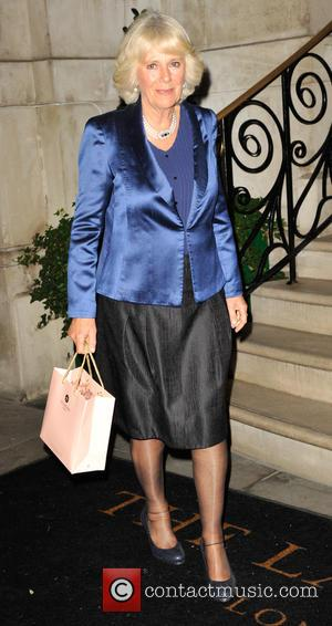 Duchess of Cornwall - The Duchess of Cornwall attends a reception hosted by Gyles Brandreth, President of The Oscar Wilde...