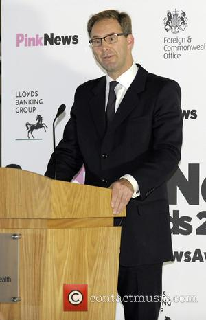 Tobias Ellwood - 3rd Annual Pink News Awards at Foreign & Commonwealth Office - London, United Kingdom - Wednesday 21st...
