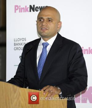 Sajid Javid MP - 3rd Annual Pink News Awards at Foreign & Commonwealth Office - London, United Kingdom - Wednesday...