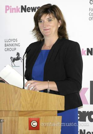 Nicky Morgan MP - 3rd Annual Pink News Awards at Foreign & Commonwealth Office - London, United Kingdom - Wednesday...