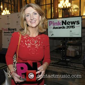 Victoria Derbyshire - 3rd Annual Pink News Awards at Foreign & Commonwealth Office - London, United Kingdom - Wednesday 21st...