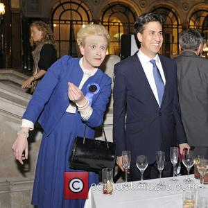 Maggie Thatcher Queen of Soho , Ed Milliband - 3rd Annual Pink News Awards at Foreign & Commonwealth Office -...