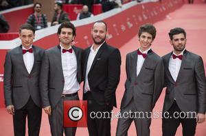 Federico Clapis, Leonardo De Carli, Zoda, Favij , Ryan Travis - 10th Rome Film Festival - 'Game Therapy' - Premiere...