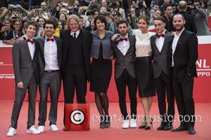 Favij, Ryan Travis, Leonardo De Carli , Zoda - 10th Rome Film Festival - 'Game Therapy' - Premiere - Red...
