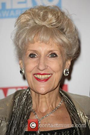 Anita Dobson - Daily Mirror and RSPCA Animal Hero Awards 2015 - Arrivals - London, United Kingdom - Wednesday 21st...