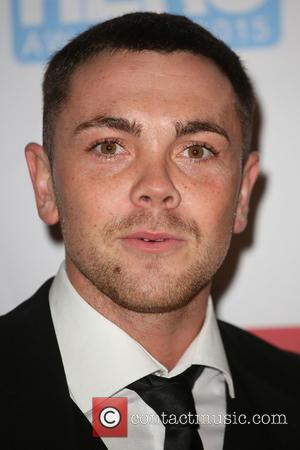 Ray Quinn - Daily Mirror and RSPCA Animal Hero Awards 2015 - Arrivals - London, United Kingdom - Wednesday 21st...