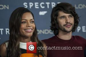 Naomi Harris and Ben Whishaw