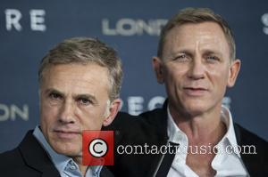 Daniel Craig , Christoph Waltz - Celebrities  attends a photocall for