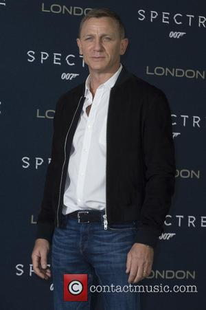 Daniel Craig - Celebrities  attends a photocall for