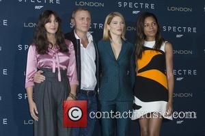 Atmosphere, Daniel Craig, Lea Seydoux and Naomi Harris