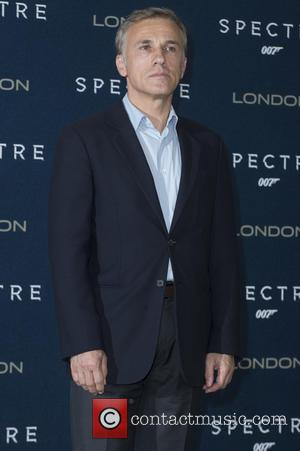 Christoph Waltz - Celebrities  attends a photocall for