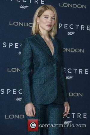 Lea Seydoux - Celebrities  attends a photocall for