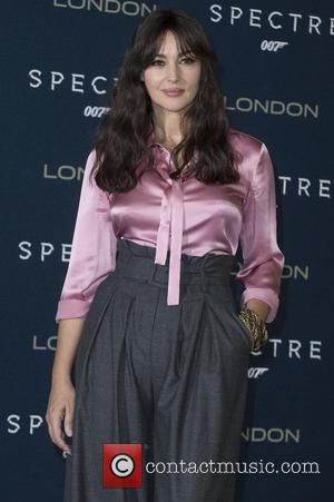 Monica Bellucci - Celebrities  attends a photocall for
