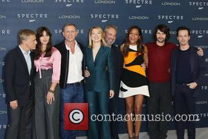 Monica Bellucci, Daniel Craig, Lea Seydoux, Naomie Harris, Christoph Waltz, Ben Whishaw, Dave Bautista, Andrew Scott , Sam Mendes -...