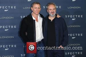 Daniel Craig , Sam Mendes - James Bond Spectre photocall - Arrivals - London, United Kingdom - Thursday 22nd October...