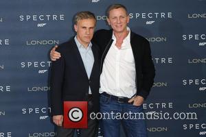 Christoph Waltz , Daniel Craig - James Bond Spectre photocall - Arrivals - London, United Kingdom - Thursday 22nd October...