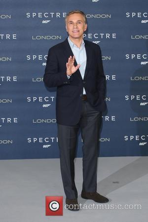 Christoph Waltz - James Bond Spectre photocall - Arrivals - London, United Kingdom - Thursday 22nd October 2015
