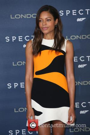 Naomie Harris - James Bond Spectre photocall - Arrivals - London, United Kingdom - Thursday 22nd October 2015