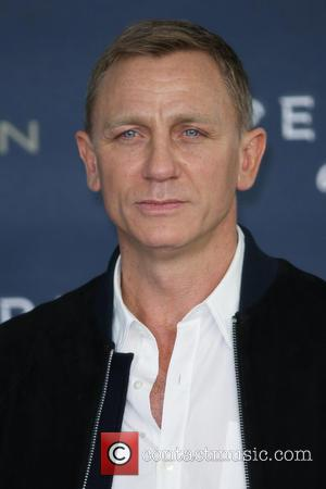 Daniel Craig - James Bond Spectre photocall - Arrivals - London, United Kingdom - Thursday 22nd October 2015